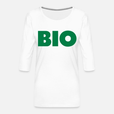 Bio BIO - Frauen Premium 3/4-Arm Shirt