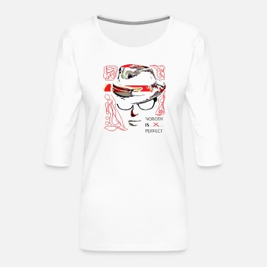 Illustration illustration - Frauen Premium 3/4-Arm Shirt