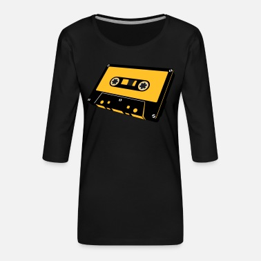 Tape Tape - Frauen Premium 3/4-Arm Shirt