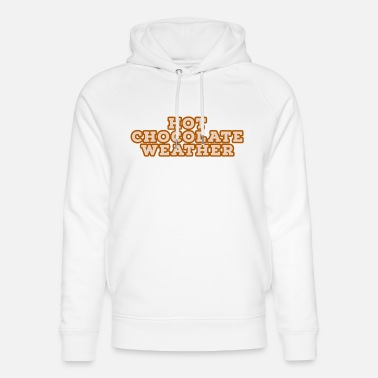 Weather Winter Cold Weather Christmas December - Unisex Organic Hoodie