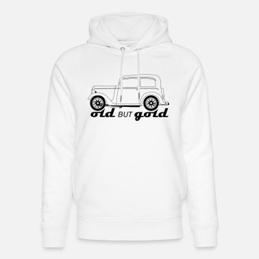 Old But Gold old but gold - Unisex Organic Hoodie