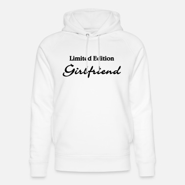 Limited Limited Edition Girlfriend - Unisex luomu huppari