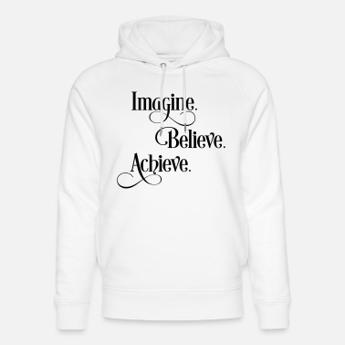 Motivational motivation - Unisex Organic Hoodie