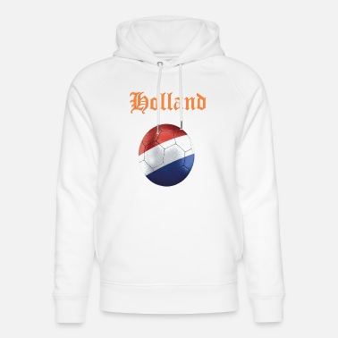 Elfe Holland Fans - Sweat à capuche bio unisexe