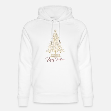Happy Christmas Happy Christmas - Unisex Bio Hoodie