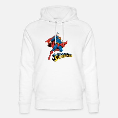 Superman Move Pose - Unisex Bio Hoodie