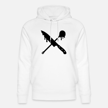 Massacre Kitchen massacre - Unisex Organic Hoodie
