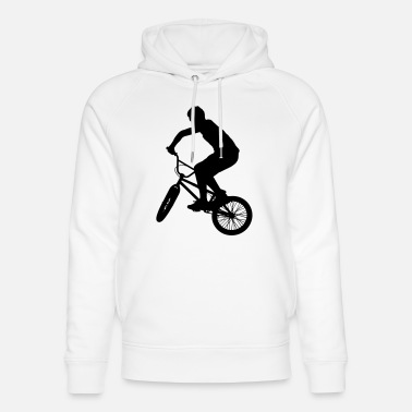 Sports BMX Bicycle Sports Bike - Unisex luomu huppari