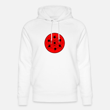 Abstract Abstract Universe - Unisex Bio Hoodie