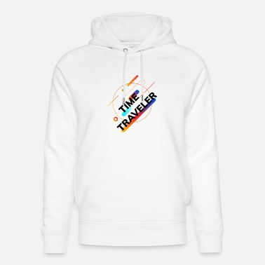 Future Time Travel Time Travel - Unisex Organic Hoodie