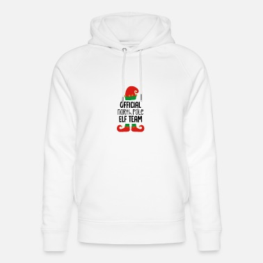 North Yorkshire Official North Pole - Unisex Organic Hoodie