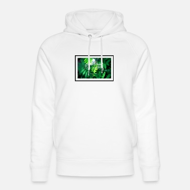 Where we live - Unisex Organic Hoodie