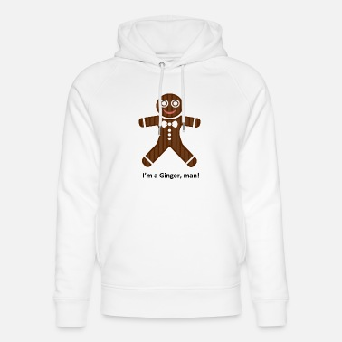 Ginger Isle of Ginger, you - Unisex Organic Hoodie