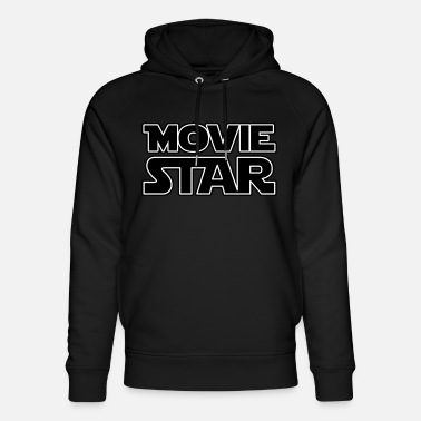 Movie Star Movie Star - Unisex Organic Hoodie