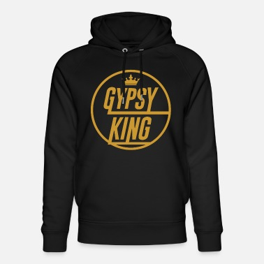 Gypsy King Tyson Fury Shirt Gypsy King - Unisex Organic Hoodie