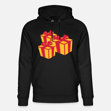 Present Present gifts - Unisex Organic Hoodie