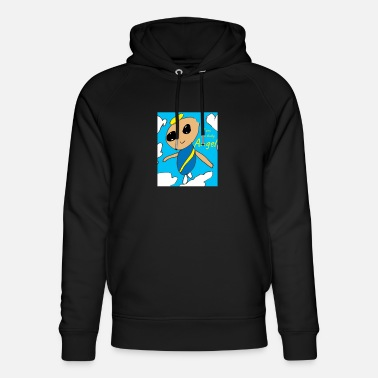 The Baby Angel - Unisex Organic Hoodie