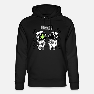 Bless You Bless you! - Unisex Organic Hoodie