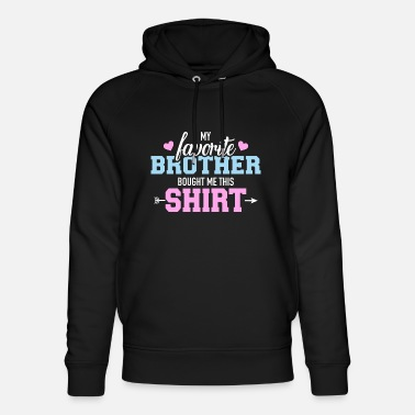 Brother Brothers - Unisex Organic Hoodie