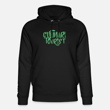 Tourism Food Tourism Culinary - Unisex Organic Hoodie