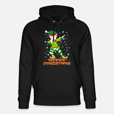 Happy and dabbender elf! T-Shirt Women Kinde - Unisex Organic Hoodie