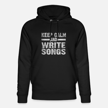 Songwriter Songwriter - Unisex Bio Hoodie