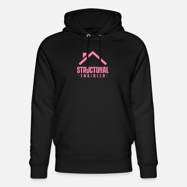 Structure Structure structural engineer structural engineer structural engineer - Unisex Organic Hoodie