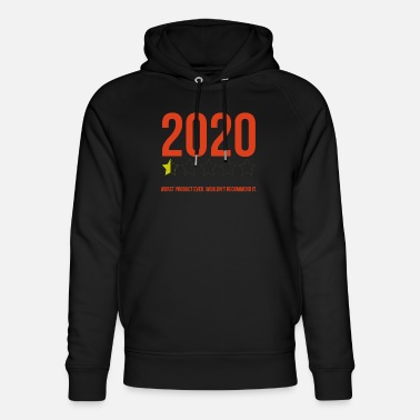 I wouldn't recommend 2020 - Unisex Organic Hoodie