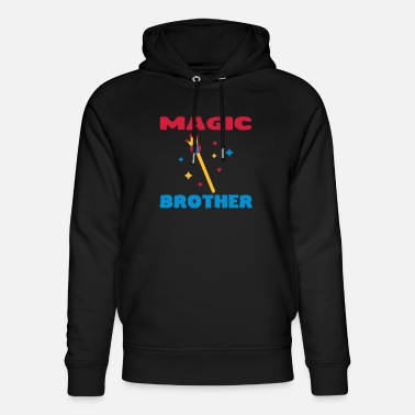 Dad / Brother / Sister / Mommy / Mother / Father - Unisex Organic Hoodie