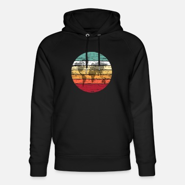 Protection Of The Environment World Environment Protection Climate Protection Eco - Unisex Organic Hoodie