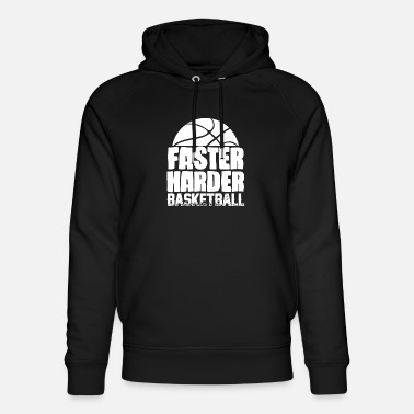 Basketball player | Basketball team coach gifts - Unisex Organic Hoodie