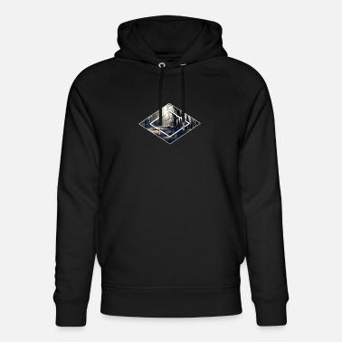 Forest Forest forests in the forest - Unisex Organic Hoodie