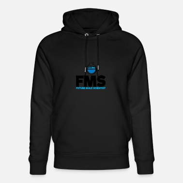 Experiment Boys Science Lover - Uniseks bio hoodie