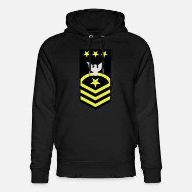 Navy Master Chief Petty Officer of the Navy MCPON, USN - Unisex Bio Hoodie