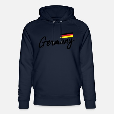 Federal Republic Of Germany Germany - Germany - Federal Republic of Germany - Unisex Organic Hoodie