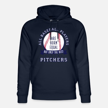 Pitcher Pitcher are the Best - Unisex Organic Hoodie