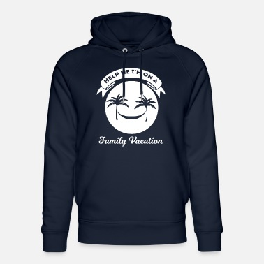 Vacation Family Vacation - Vacation - Vacation - Funny - Unisex Organic Hoodie