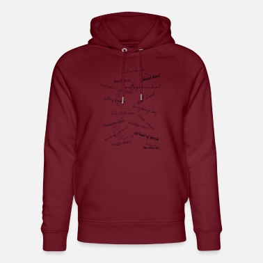 Way Wild Atlantic Way, Signature Discovery Points - Unisex Organic Hoodie
