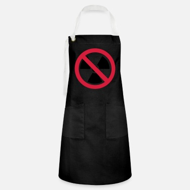 Atomic Energy No atomic energy - Artisan Apron