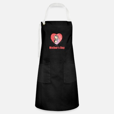 Mother's Day Mother's Day - Mother's Day - Artisan Apron