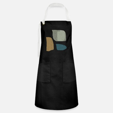 Shape Underwear Minimalistic abstract background N3 - Artisan Apron