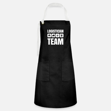 Training Logistician team gift forwarding logistics - Artisan Apron