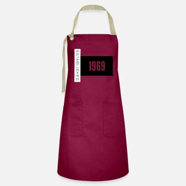Established Established 1969 - Artisan Apron