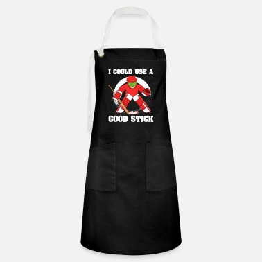Hockey Love Hockey? This Shirt Is Perfect For You! I - Artisan Apron