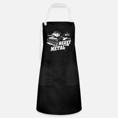 World World Of Tanks Blitz Heavy Metal - Artisan Apron