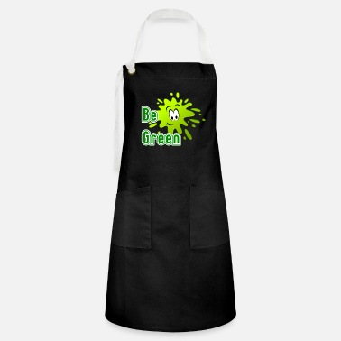 Green Be Green - Artisan Apron