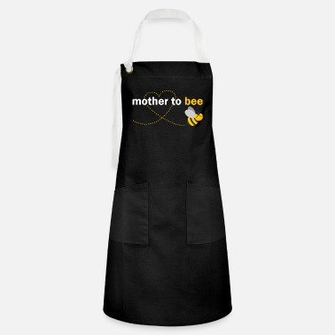 Mother-to-be Mother to bee - Artisan Apron