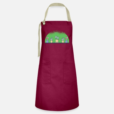 Plant-grounds plants - Artisan Apron