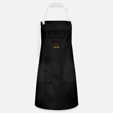 Schland Football Fan Shirt Germany Schland EM - Artisan Apron