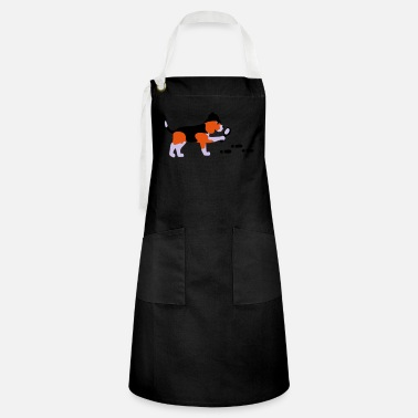 Search Dog Search-and-rescue dog - Artisan Apron
